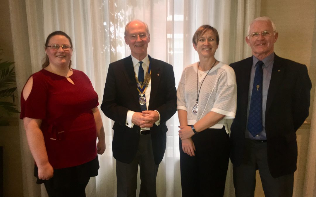 Lytham Rotary Club Presentation