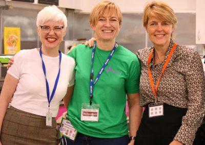 resize Ruth Cockburn, Deborah Terras, Christine Hodgson (RR)